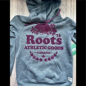 🆕 ROOTS Sweater Knit Hoody
